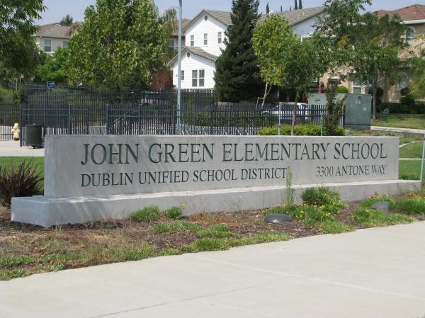 John Green Elementary School 1