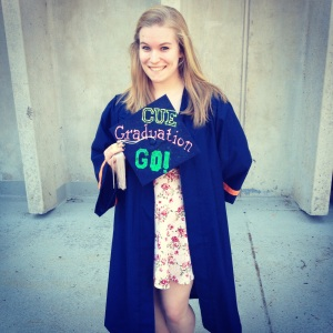 Cynthia Moore Graduation