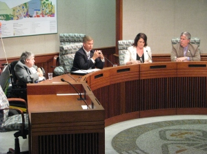 City of Dublin Candidates for Mayor Debate at Citizens Forum