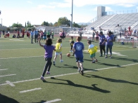 Special Olympics Soccer Event at Dublin High School 10