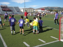 Special Olympics Soccer Event at Dublin High School 11