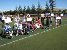 Special Olympics Soccer Event at Dublin High School 12