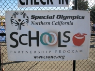 Special Olympics Soccer Event at Dublin High School 2