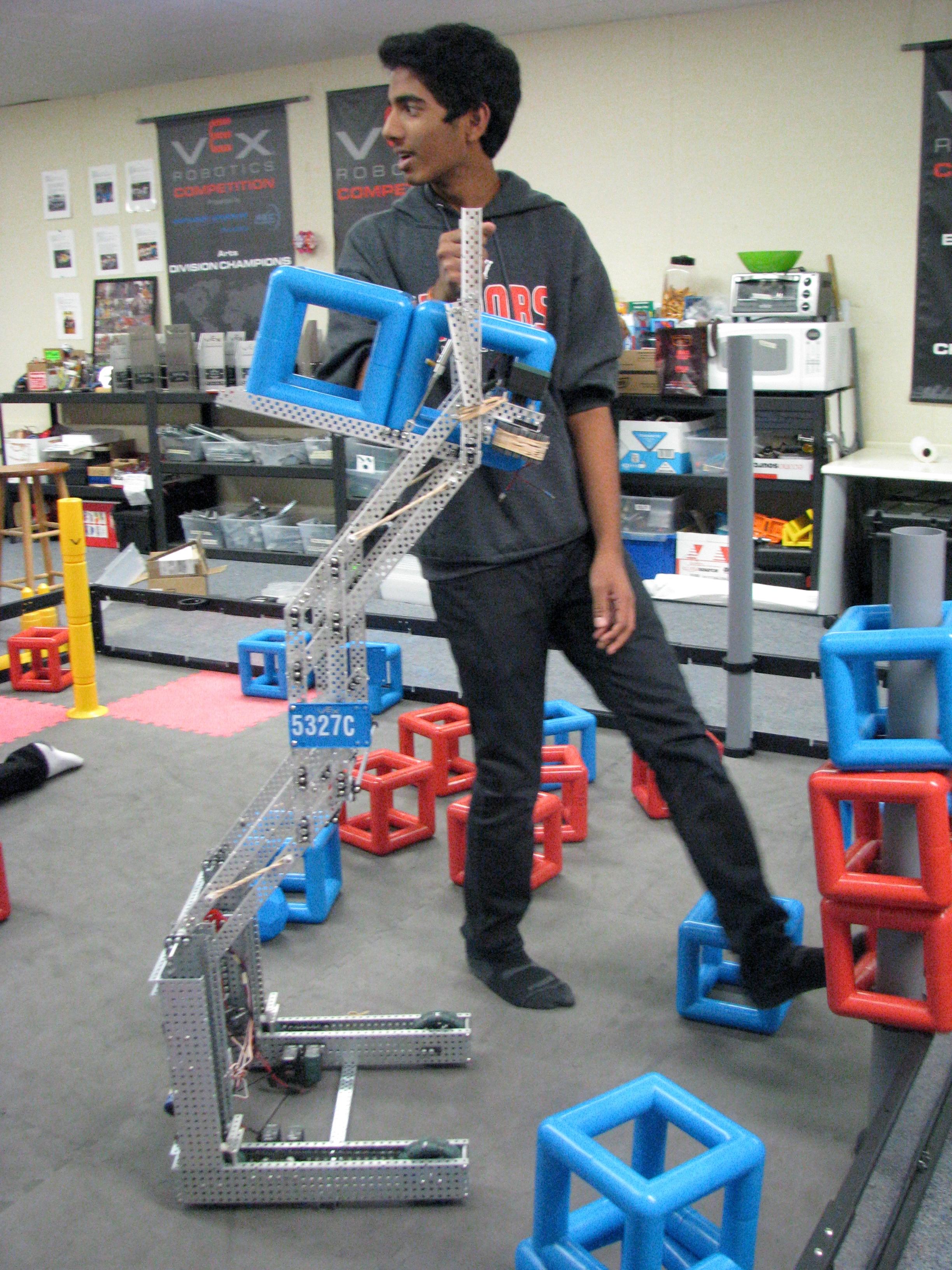 Dublin High School Robotics Club 1 Onedublin Org
