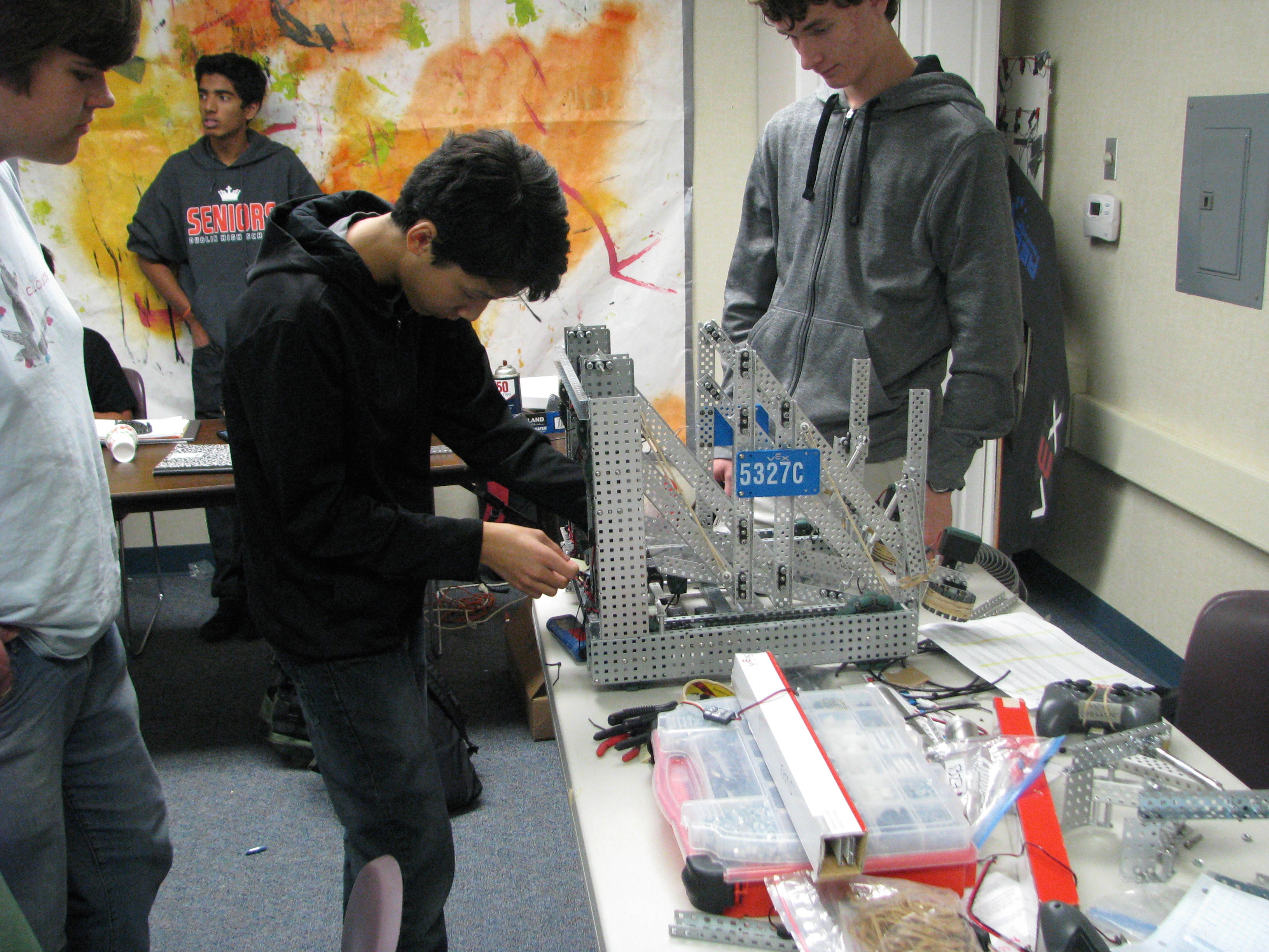 dublin robotics Find a reseller near you to purchase all of your vex products.