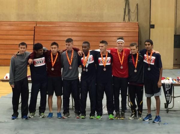 Dublin High School Varsity Boys Cross Country Team 2014
