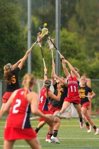 Megan Zummo St Marys College of California Womens Lacrosse 2