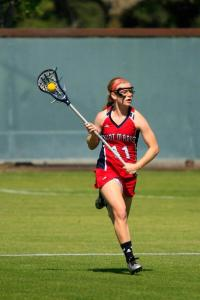 Megan Zummo St Marys College of California Womens Lacrosse 3