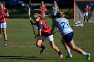 Megan Zummo St Marys College of California Womens Lacrosse 4