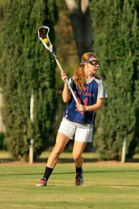 Megan Zummo St Marys College of California Womens Lacrosse 7