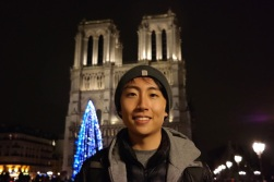 Andrew Song at Notre Dame