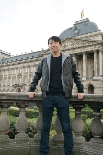 Andrew Song in Brussels