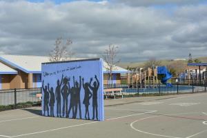 Frederiksen Elementary School playground