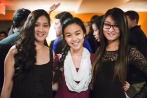 Kimberli Zhong and Friends at an MIT formal