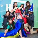 Kimberli and friends at HackMIT
