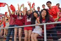 Malina and friends - Stanford football game (credit to Alvaro Ponce)