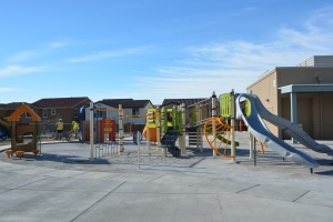 Amador Elementary School Construction Site - 7