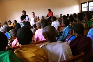 Income Generating Womens Group in Rwanda