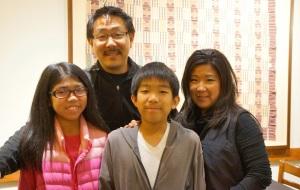 The Morita Family