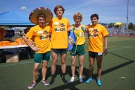 Dublin High School Distance Fiesta 2