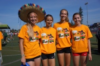 Dublin High School Distance Fiesta 9
