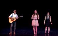 Dublin High School Talent Show Nick Wagner 13