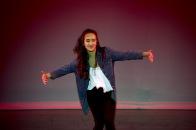 Dublin High School Talent Show Nick Wagner 16