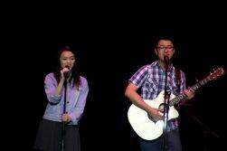 Dublin High School Talent Show Nick Wagner 20