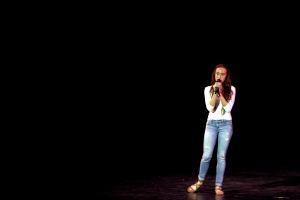 Dublin High School Talent Show Nick Wagner 24