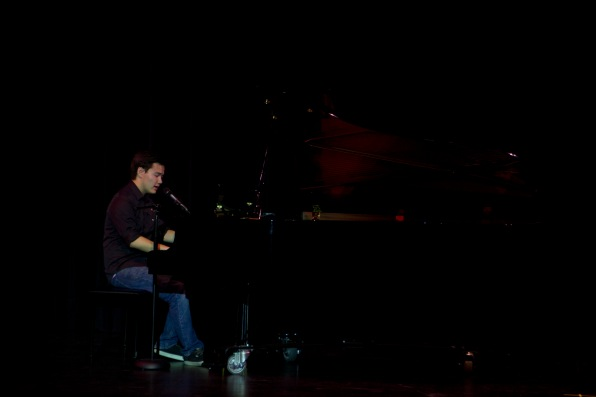 Dublin High School Talent Show Nick Wagner 8