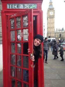 Jenny in London