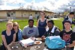 Valley High School Family BBQ 2015 –1