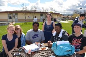 Valley High School Family BBQ 2015
