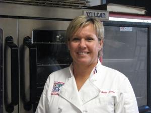 Dublin High School Culinary Arts Teacher Jackie Lawson