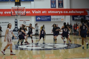 Dublin High School Lady Gaels Basketball 10