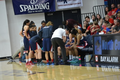 Dublin High School Lady Gaels Basketball 11