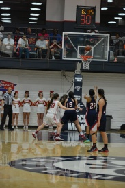 Dublin High School Lady Gaels Basketball 12