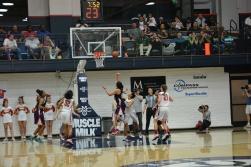 Dublin High School Lady Gaels Basketball 13