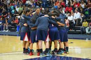 Dublin High School Lady Gaels Basketball 15