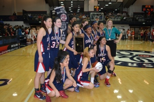 Dublin High School Lady Gaels Basketball 2