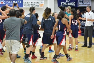 Dublin High School Lady Gaels Basketball 5