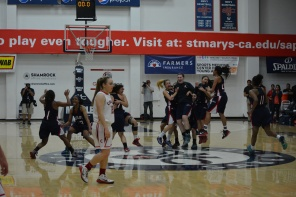 Dublin High School Lady Gaels Basketball 6