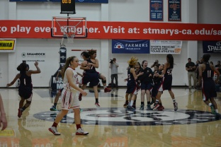Dublin High School Lady Gaels Basketball 7