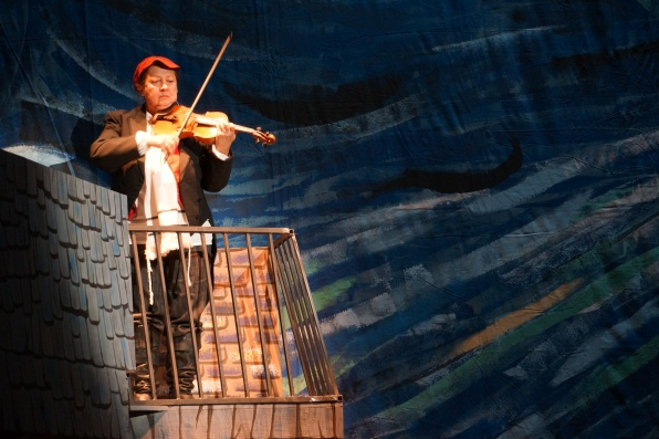 Fiddler on the Roof - Pacific Coast Repertory Theatre - 1