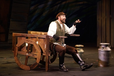 Fiddler on the Roof - Pacific Coast Repertory Theatre - 83