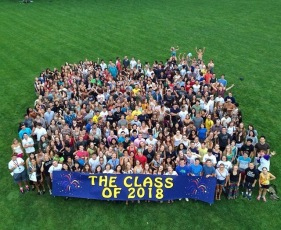 Whitman College Class of 2018