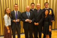 Crystal Apple Awards 2015 - Amador High School Recipients 1