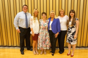 Crystal Apple Awards 2015 - Dublin High School Recipients 1