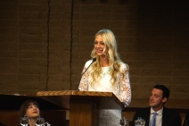 Crystal Apple Awards 2015 - Dublin High School Student Emilee McFadden