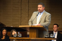 Crystal Apple Awards 2015 - Foothill High School Principal Jason Krolikowski